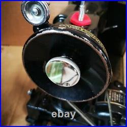 Singer 221k Featherweight Sewing Machine Vintage Working