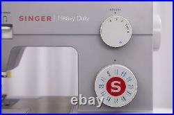 Singer 4423 Heavy Duty Sewing Machine 1,100 Stitches per Minute Refurbished
