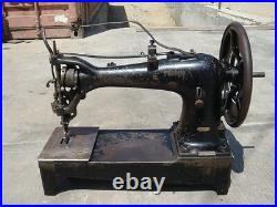 Singer 7-33, Sewing Machine For Extra Heavy Sewing
