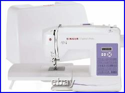 Singer Fashion Mate 5560 Sewing Machine with 100 Built-In Stitches Refurbished