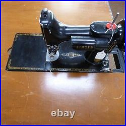 Singer Featherweight 221 sewing table