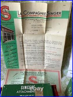 Singer Featherweight 222k Sewing Machine