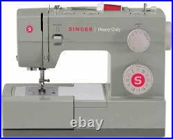 Singer Heavy Duty 4452 Sewing Machine with 32 Built-In Stitches