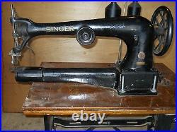 Singer Industrial Sewing Machine Model 11-13