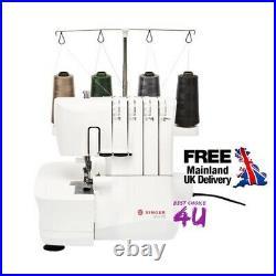 Singer Overlocker Sewing Machine S14-78 / Brand New / Same Day Dispatch B4 2pm