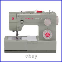 Singer Sewing Machine 4452 Heavy Duty with 32 Built-in Stitches BRAND NEW