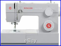 Singer Sewing Machine HD 725 Heavy Duty with 23 Built-in Stitches 4423 Accessories
