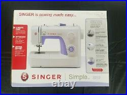 Singer Simple 3232 Sewing Machine with 32 Built In Stitches Sewing Made Easy