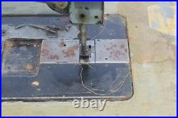 Singer commercial sewing machine sail makers model 144W305