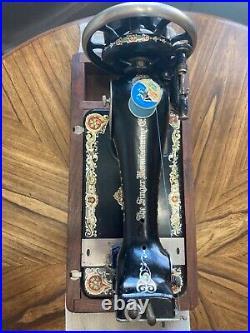 Singer sewing machine hand crank, G9041171