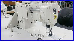 THOR GC1541S Leather Upholstery Vinyl Walking Foot Sewing Machine 1541S