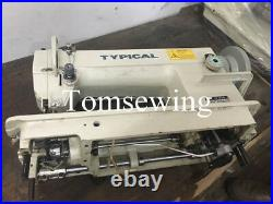 Typical GC 0302 Walking Foot Sewing Machine Top & Bottom Feed Rebuilt Head Only