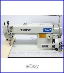 Tysew TY-1300-1 Walking Foot Heavy Duty Industrial Sewing Machine Car Upholstery