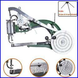 US Hand Cobbler Shoe Making Repair Sewing Machine Dual Cotton Nylon Line Leather