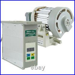 VEVOR VR-600 Brushless Industrial Sewing Machine Servo Motor 600W 220V Motor