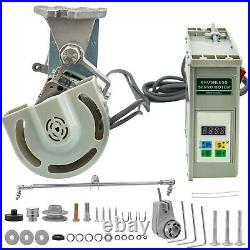 VEVOR VR-750 Brushless Sewing Machine Servo Motor With Needle Positioner 750 Watts