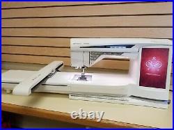 Viking Designer Diamond Sewing And Embroidery Machine