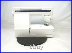 Viking Husqvarna 600 Rose Sewing Machine No Pedal
