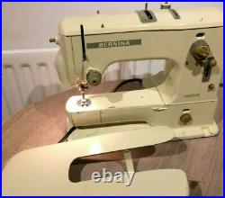 Vintage Bernina Record 530-2 Multi-Stitch Decorative Sewing Machine