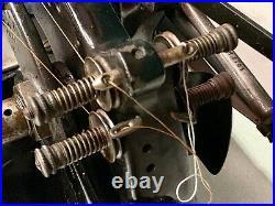 Vintage Union Special Twin Needle Chain Stitch, Denim Sewing Machine 1/4 Gauge