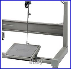 Yamata FY-1541S Walking Foot Uphostery Sewing Machine, Table Juki DNU-1541S. DIY