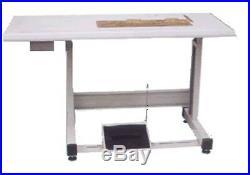 Yamata FY8500 Lockstitch Industrial Sewing Machine New Servo, Lamp, Table DDL8700